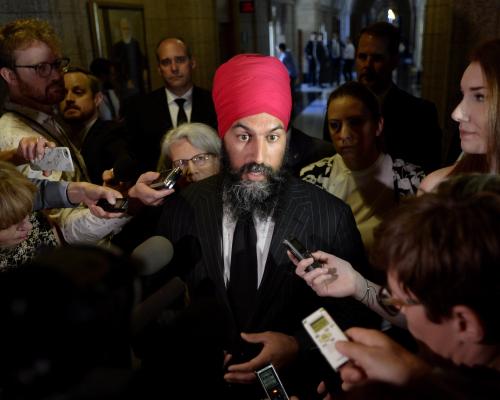 Kanada'da Genel Seçim - Kanada Geyikleri